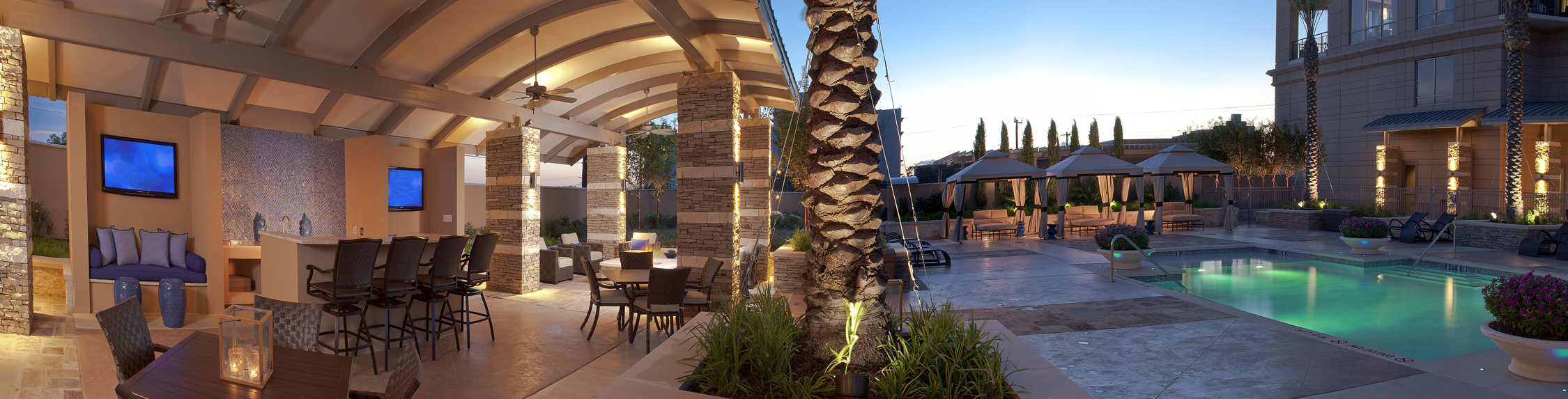Outdoor Kitchens For Commercial Properties Enhanced Earth